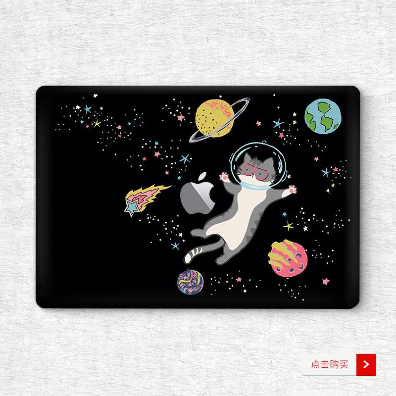 Dán Macbook  SkinAT MacBook Mac Flag Pro 13 TouchBar - ảnh 8