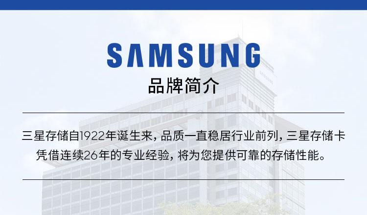 三星(SAMSUNG)256GB USB3.1 U盘 FIT升级版+ 黑色 读速400MB/s  高速车载,小巧迷你(Gen 1)