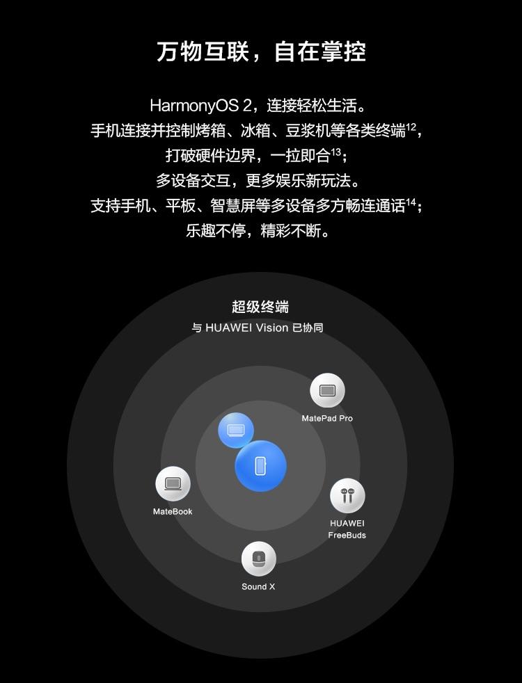 华为 Mate 40 Pro 4G智能手机 8GB+128GB 图29