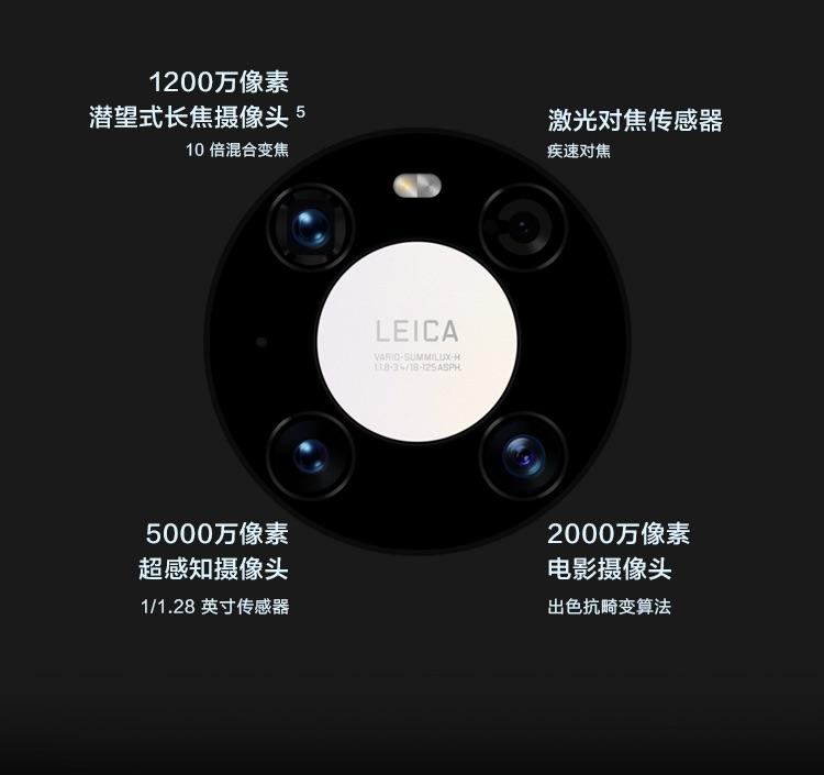 华为 Mate 40 Pro 4G智能手机 8GB+128GB 图11