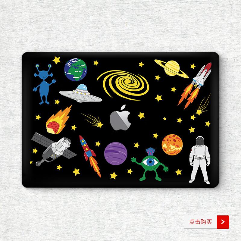 Dán Macbook  SkinAT MacBook Mac Flag Pro 13 TouchBar - ảnh 6