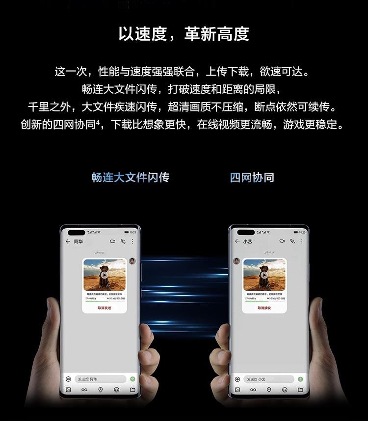 华为 Mate 40 Pro 4G智能手机 8GB+128GB 图9