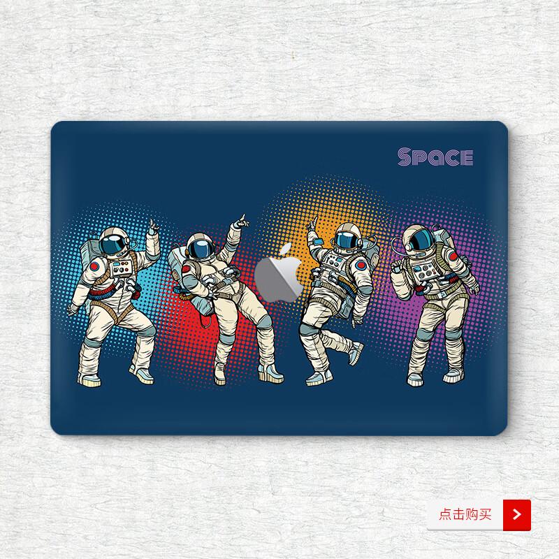 Dán Macbook  SkinAT MacBook Mac Flag Pro 13 TouchBar - ảnh 5
