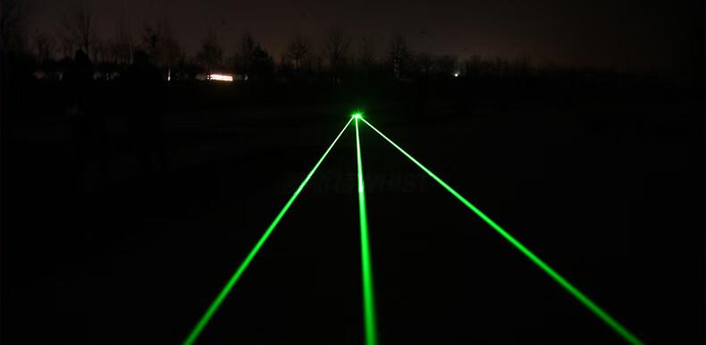 惠斯特(Whist)301 激光笔 绿光 激光手电 液晶屏指示笔 绿光充电