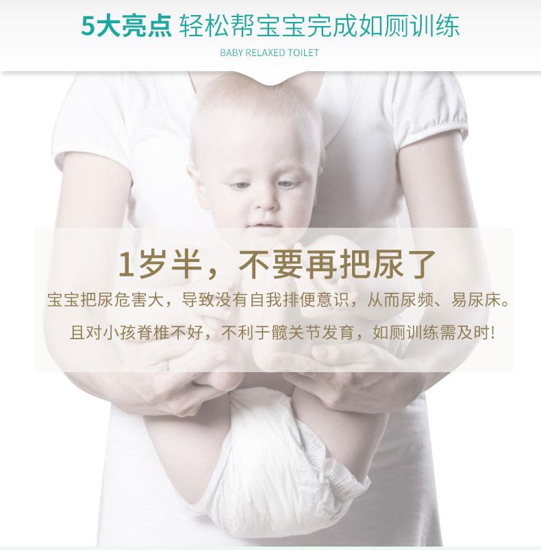 可优比(KUB) 儿童宝宝坐便器小孩厕所马桶男座便器婴幼儿女便盆婴儿尿盆粉色