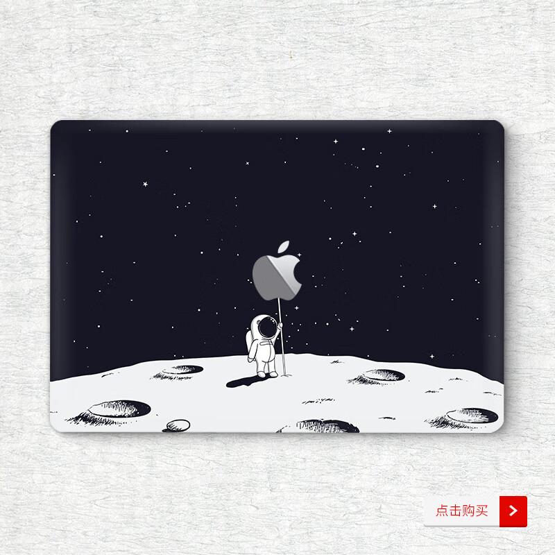 Dán Macbook  SkinAT MacBook Mac Flag Pro 13 TouchBar - ảnh 4