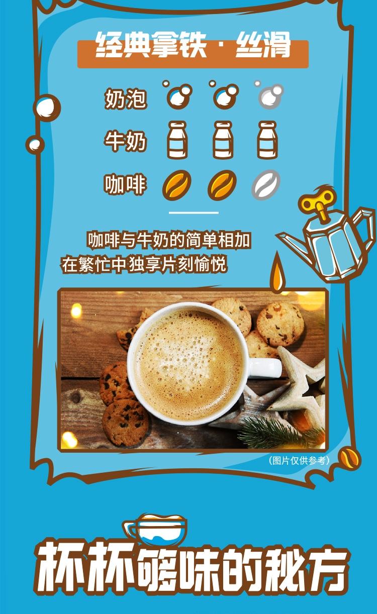 麦斯威尔速溶咖啡拿铁组合装20条(经典拿铁*10+太妃榛果拿铁*10)