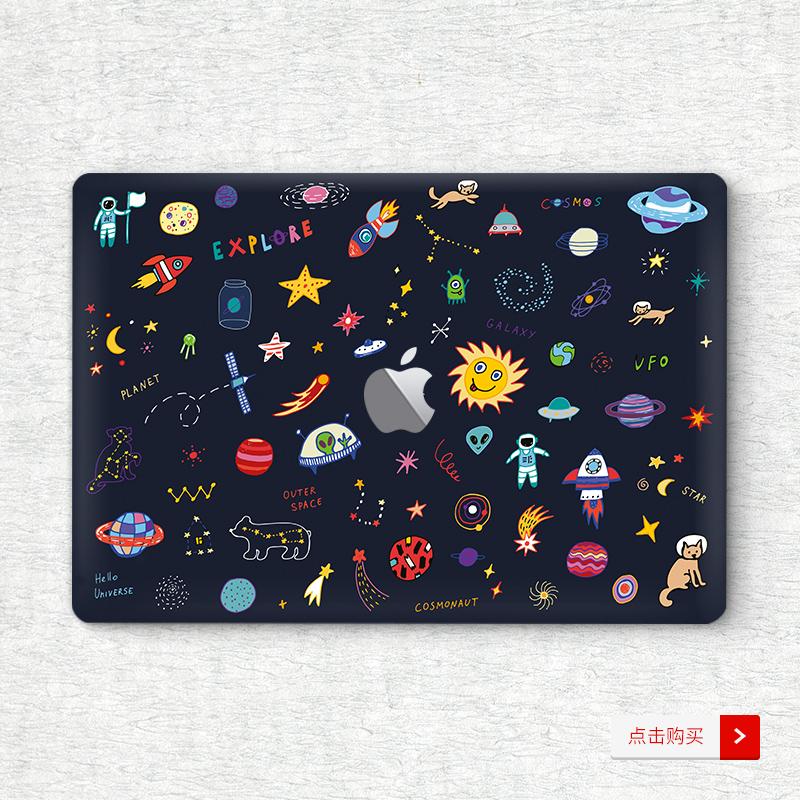 Dán Macbook  SkinAT MacBook Mac Flag Pro 13 TouchBar - ảnh 7