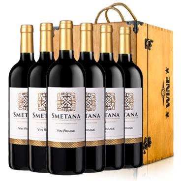 西班牙进口红酒 宜兰树 莱瑟斯庄园黑标干红葡萄酒750ml*...-京东