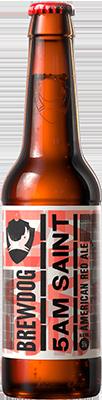 【京东超市】酿酒狗(Brewdog)英国 原装进口 精酿狗凌晨5点圣徒红色艾尔啤酒 330ml*6瓶-京东
