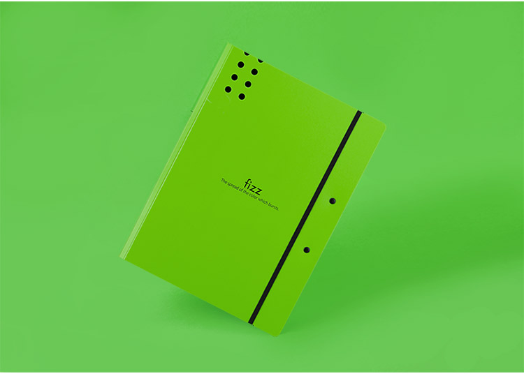 广博(GuangBo)高质感A4加厚试卷夹/文件夹板/资料夹飞兹 绿色A6382-京东