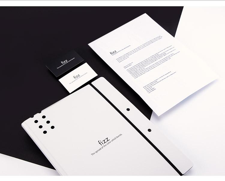 广博(GuangBo)高质感A4加厚试卷夹/文件夹板/资料夹飞兹 白色A6382-京东