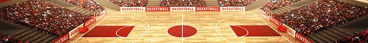 Spalding 斯伯丁 64-287/74-601Y 室内外兼用 PU皮彩色运球人NBA专业篮球-京东