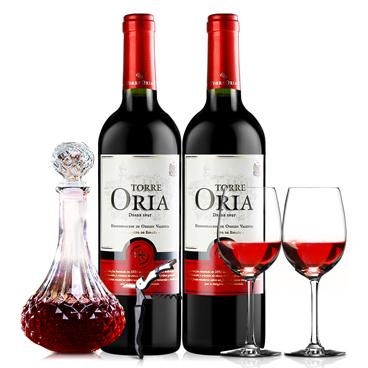 【京东超市】西班牙进口DO级红酒 宜兰树 卡布拉沃 Caba...-京东