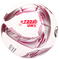 红双喜 DHS足球4号儿童青少年小学生机缝FS4-3套装-京东