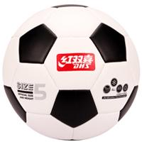 红双喜 DHS足球5号成人比赛训练机缝FS5-3套装-京东