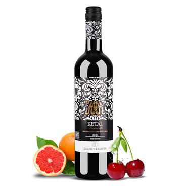西班牙进口红酒 宜兰树  冰后彩蝶干红葡萄酒750ml-京东