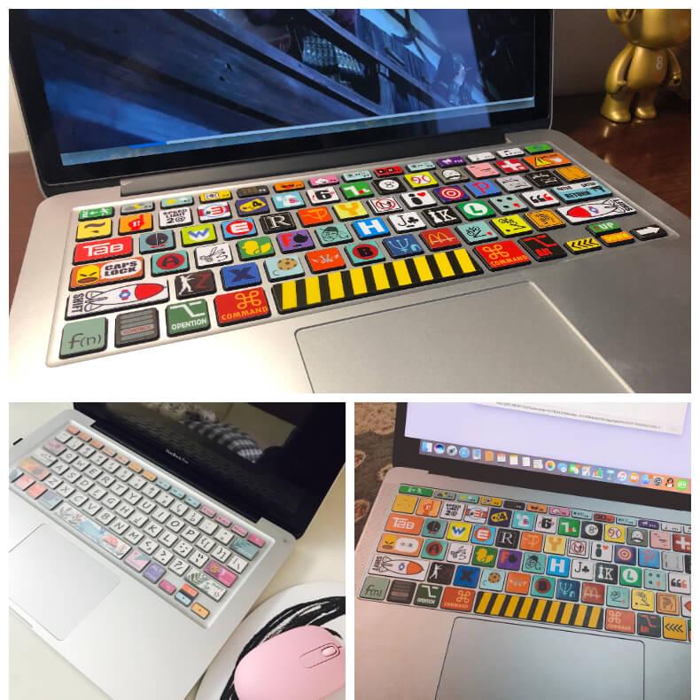 Dán Macbook  SkinAT macbook air 18Retina 13 15Air13 264839 - ảnh 19