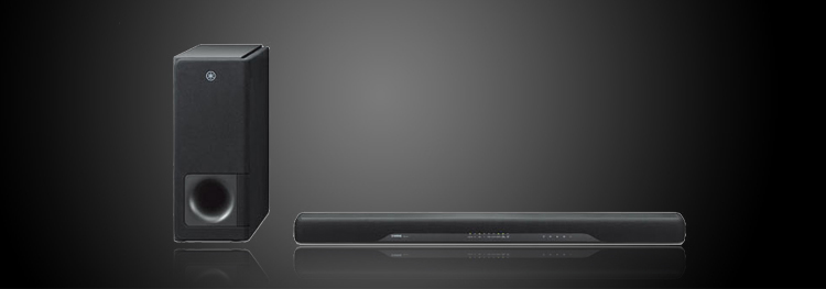 雅马哈(Yamaha)YAS-207 音响 家庭影院 3D环...