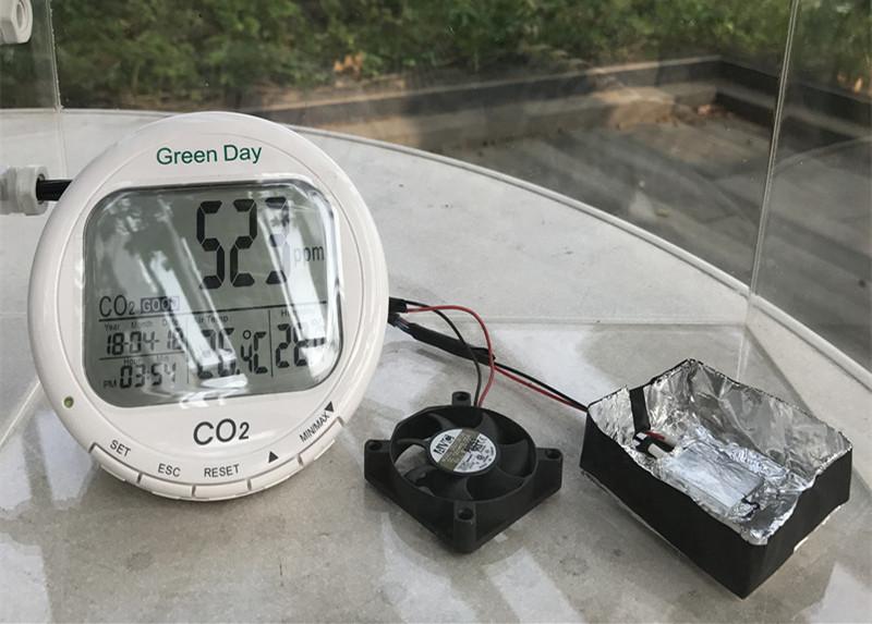 自制高浓度甲醛检测演示装置-京东