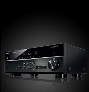 雅马哈(Yamaha)RX-V583 音响 音箱 家庭影院7...