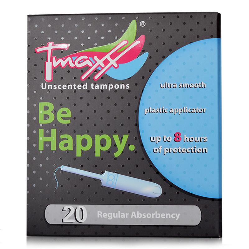 Tmaxx 导管式卫生棉条 无香型(普通型)20支装(德国进...-京东
