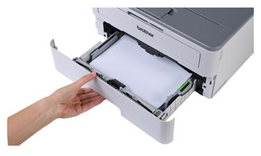 兄弟(brother)HL-2595DW 黑白激光打印机 (支持双面打印 无线有线/网络连接)-京东