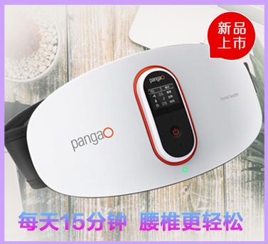 攀高(PANGAO)按摩器 PG-2645 智能腰腹部按摩仪