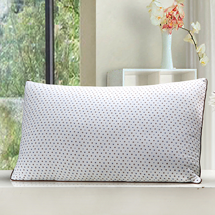 [Jingdong supermarket] Ai Wei home textiles pillow core soft cervical composite silk pillow pillow (beauty pillow 45 * 70CM) - Jingdong
