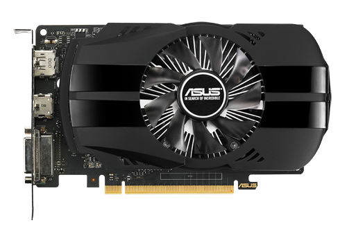 华硕(ASUS)PH-GTX1050-2G 1354-1455MHz 2G/7008MHz 128bit GDDR5 PCI-E3.0显卡-京东
