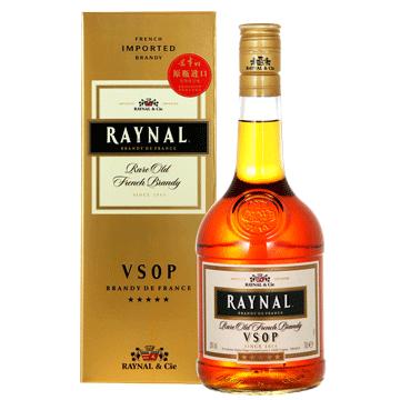 【京东超市】万事好(Raynal)洋酒 VSOP 白兰地 700ml-京东