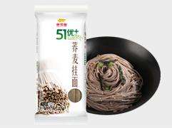 【京东超市】金龙鱼 面条 51优+荞麦挂面600g-京东