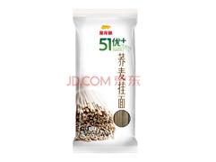 【京东超市】金龙鱼 面条 51优+荞麦挂面600g