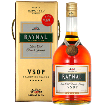 【京东超市】万事好(Raynal)洋酒 VSOP 白兰地 1.75L-京东