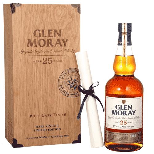 格兰莫雷25年威士忌700ml-京东