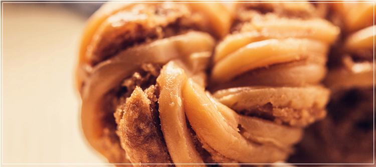【京东超市】津顺祥 清真食品 天津夹馅麻花(黑芝麻味)清真食品 400g/袋-京东
