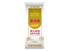 【京东超市】金龙鱼 面粉 澳大利亚麦芯小麦粉2.5KG  (...