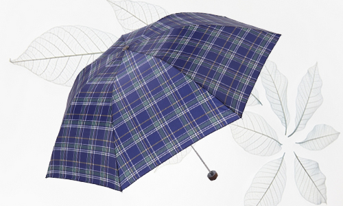 [Jingdong supermarket] heaven umbrella to strengthen the reinforcement of high-density water-resistant hit cloth a dry three fold business tripny umbrella deep blue 33212E-Jingdong