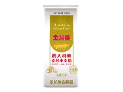 【京东超市】金龙鱼 面粉 澳大利亚麦芯小麦粉1KG  (产品...