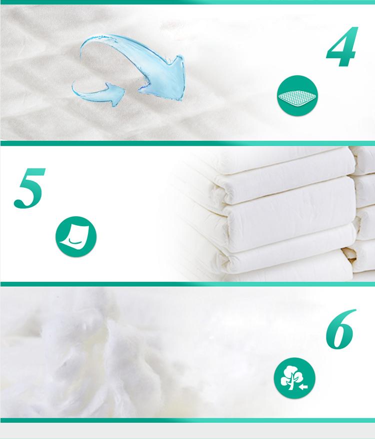 可靠 成人护理垫 老年人婴儿尿垫 产妇产褥期护理垫10片装【60x90cm】-京东