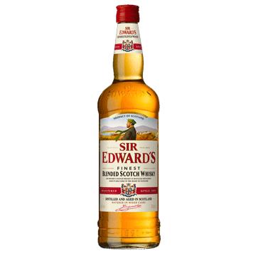 爱德华爵士(Sir Edward's) 洋酒 威士忌 2L 摇架 礼盒装 (2017年新春礼盒)-京东