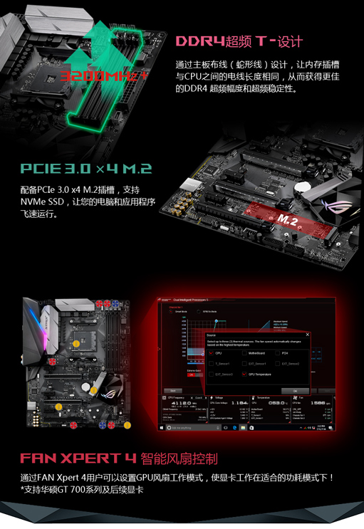 华硕(ASUS)ROG STRIX X370-F GAMING 主板(AMD X370/socket AM4)-京东