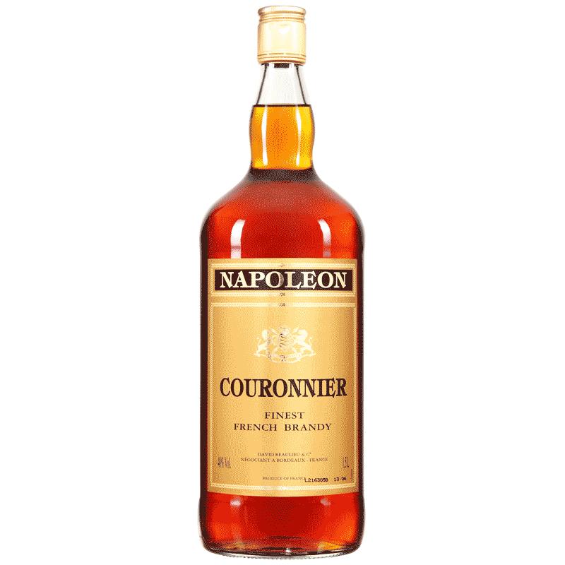 【京东超市】富豪(Couronnier)洋酒 白兰地 700ml-京东