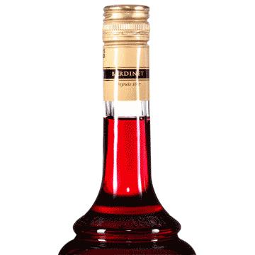 【京东超市】必得利(Bardinet)洋酒 无酒精 黑加仑味 糖浆 700ml-京东
