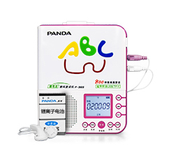 Panda (PANDA) F-365 Repeater tape u disk card mp3 magnetic ... ... Jingdong