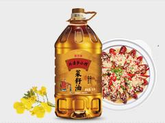 【京东超市】金龙鱼 食用油 非转基因 压榨 外婆乡小榨菜籽油...