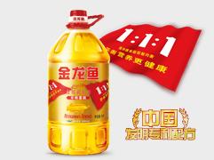 【京东超市】金龙鱼 食用油 金装 非转基因 黄金比例食用调和...-京东