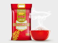 【京东超市】金龙鱼 五常大米 稻花香大米 5KG-京东