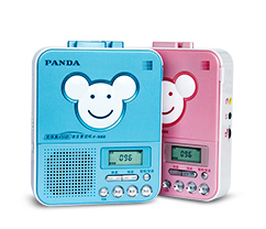 Panda (PANDA) F-322 language repeater tape tape recorder ... ... Jingdong