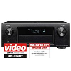 天龙(DENON)AVR-X4400H 音响 音箱 家庭影院 9.2声道AV功放机 4K杜比全景声DTS:X蓝牙WIFI 黑色-京东